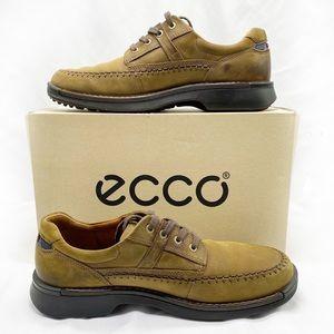Ecco Fusion Lace Up Oxford Shoes EU 45 Brown